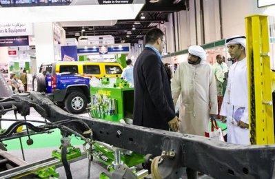 2,000 exhibitors for Automechanika Dubai