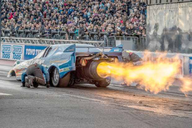 Jet Funny Car set for Bahrain debut