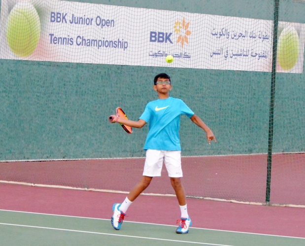Anshuman claims under-14 crown