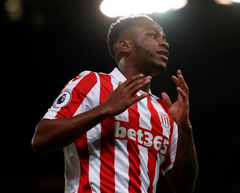 Berahino wants first Stoke start at third-placed Spurs