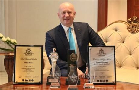 Jumeirah Messilah Beach Hotel GM gets top award