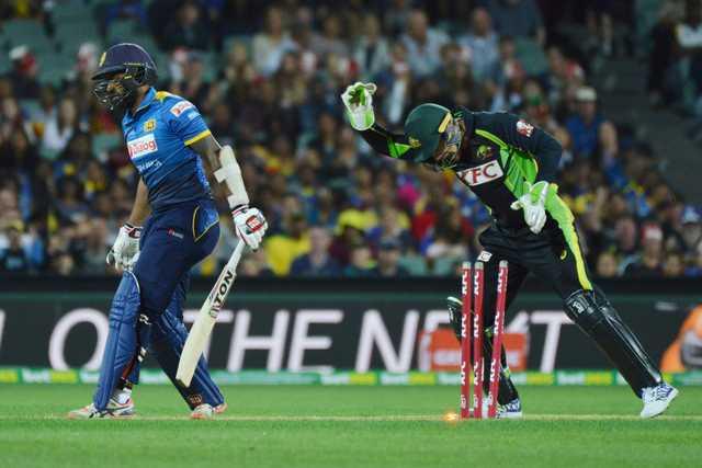 Australia avoid Sri Lanka sweep