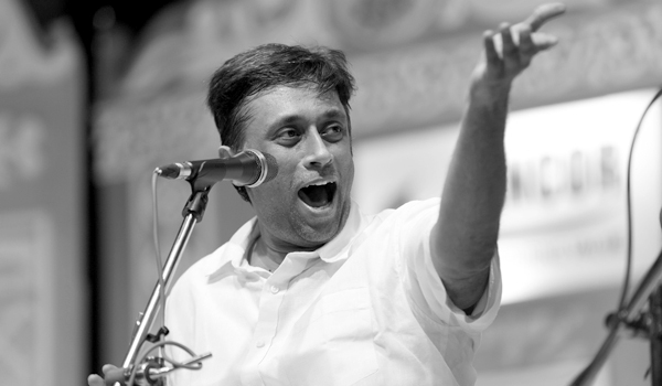 Award-winning Carnatic vocalist to perform live