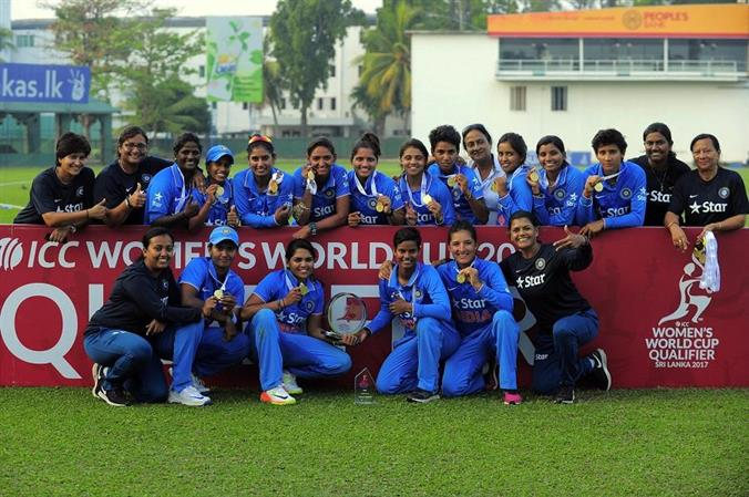 India women win