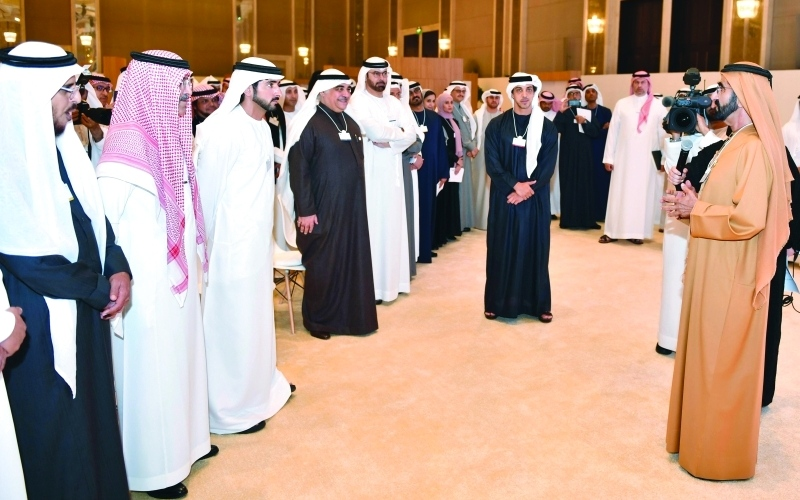 Saudi, UAE hold joint retreat to boost relations