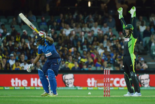 Australia beat Sri Lanka to avoid Twenty20 series whitewash