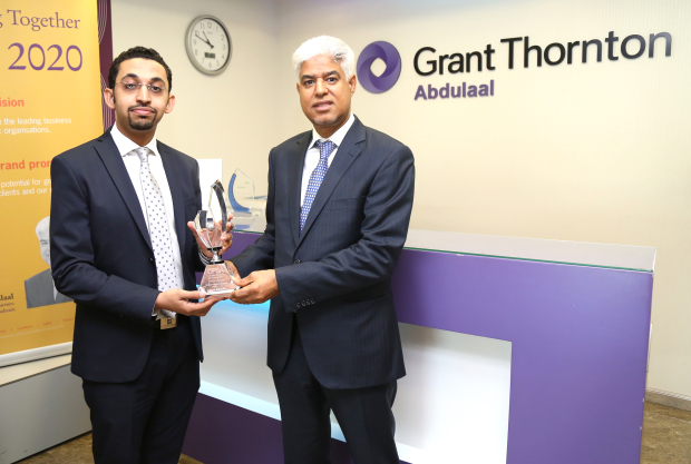Grant Thornton promotes officials to key positions