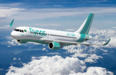 Flynas celebrates 10 years of domestic flights in Saudi Arabia