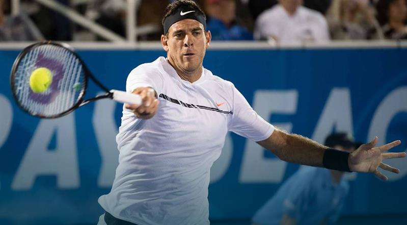 Del Potro off to a winning start