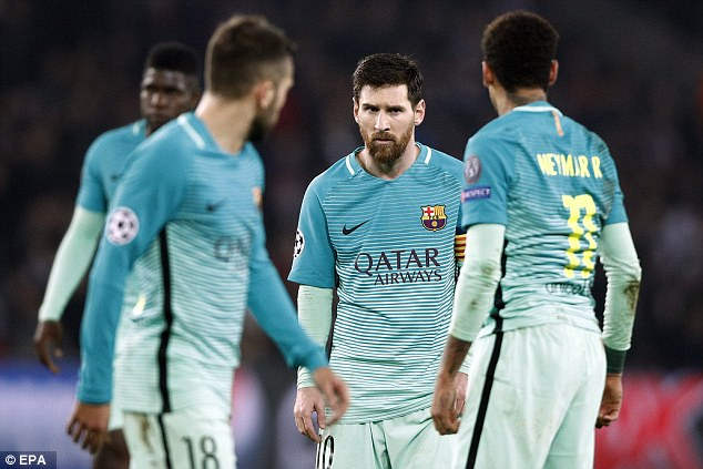 Barca looking to rediscover winning form