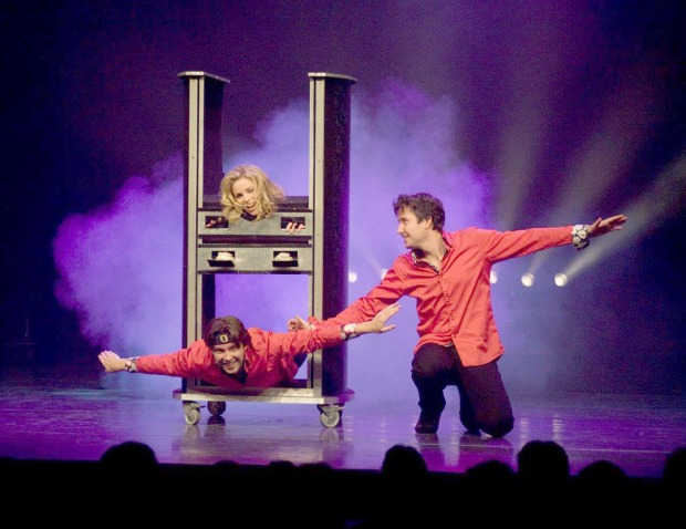 Illusionists to showcase skills
