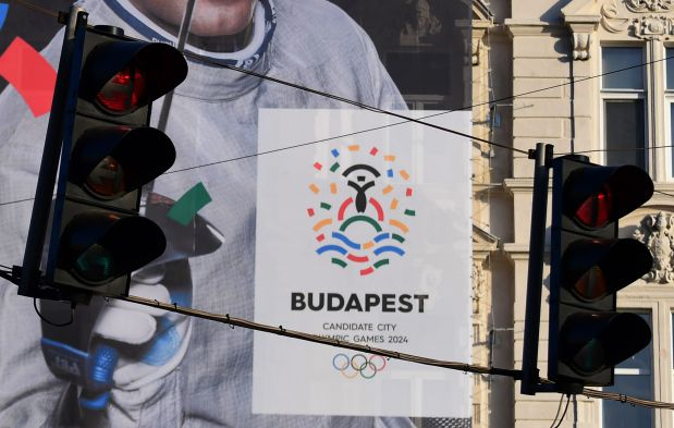 Relief and disappointment as Budapest gives up 2024 Olympic dream