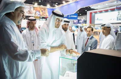 $5.5bn contracts signed at Idex, Navdex shows