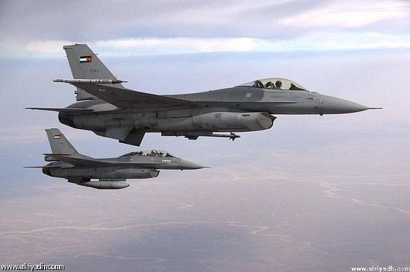 Jordanian pilot survives F-16 plane crash in Saudi