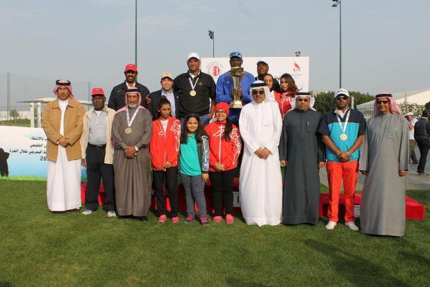 Bahrain pip Saudi for GCC golf title