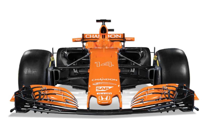 Formula One: Alonso upbeat over 'aggressive' new McLaren