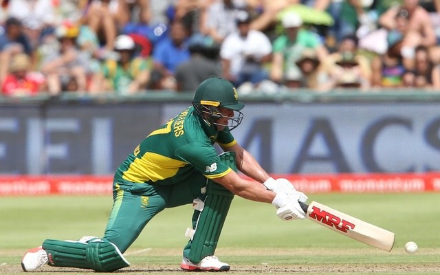 Cricket: De Villiers leads South Africa to victory