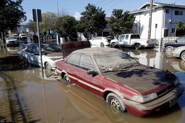Storm-battered California roads to cost $600 million to fix