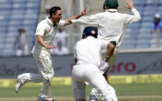 Australia beat India by 333 runs in 1st Test