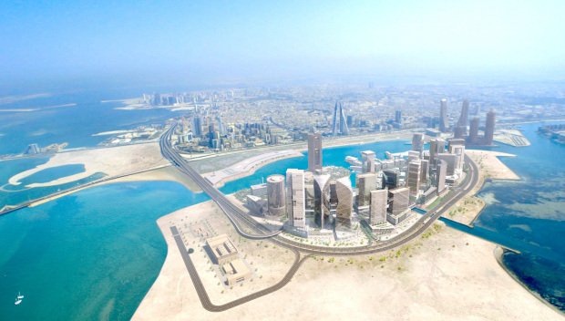 Bahrain Bay set to go green...