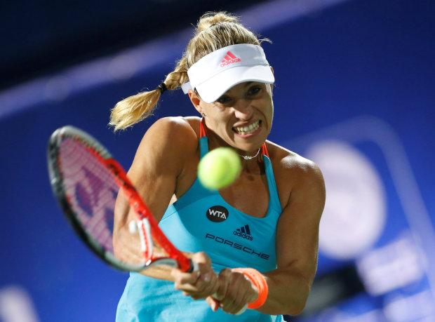 Tennis: Dubai loss ends Kerber number one dream