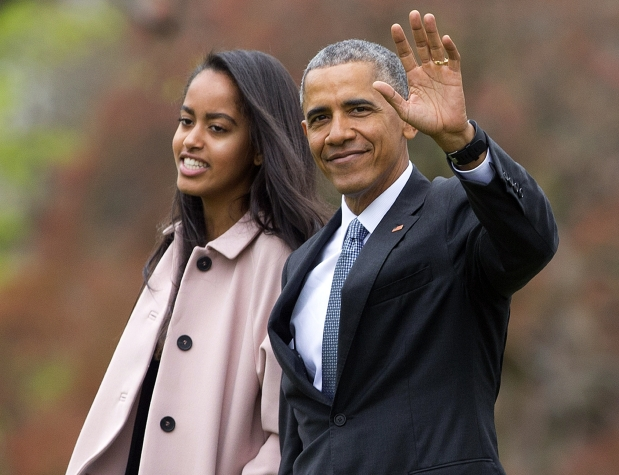 Barack, Malia Obama return to Broadway to see Arthur Miller's 'The Price'