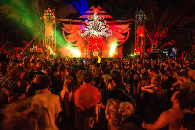 Jungle beats: Central America hosts its own Burning Man