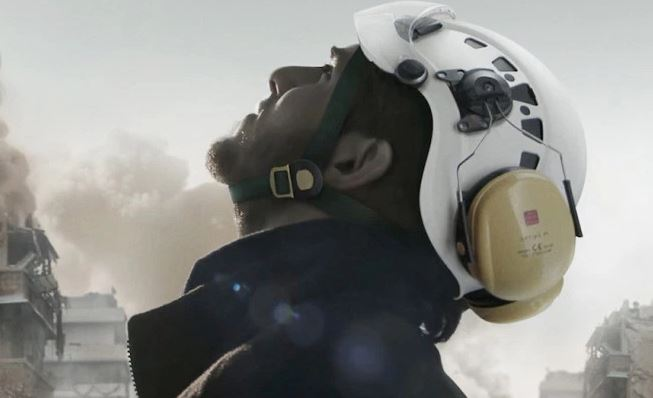 Syria's White Helmets rescuers will not attend Oscars