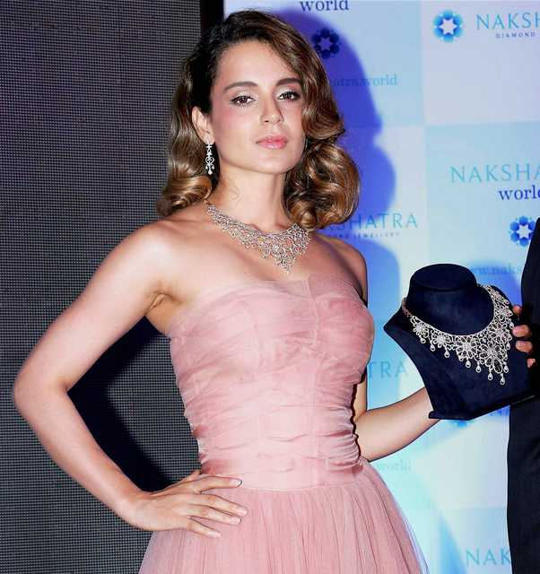 Kangana Ranaut: Felt sad as my favourite scenes in 'Rangoon' were cut