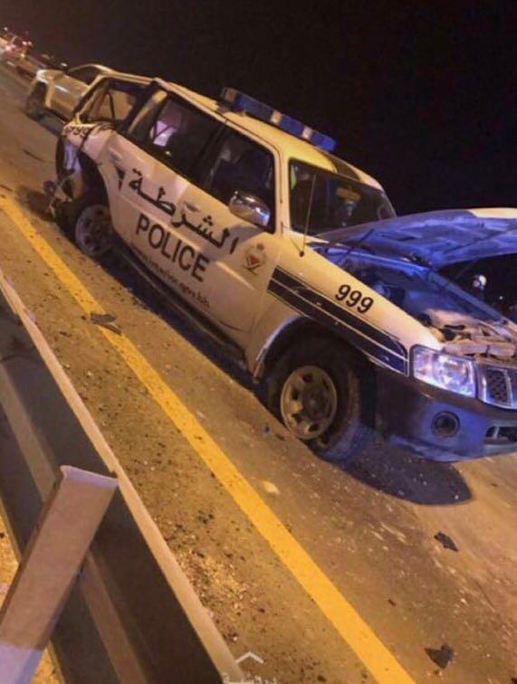 Four policemen injured in terrorist explosion
