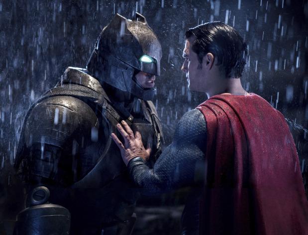 'Batman vs Superman' and anti-Hillary documentary tie at Razzies