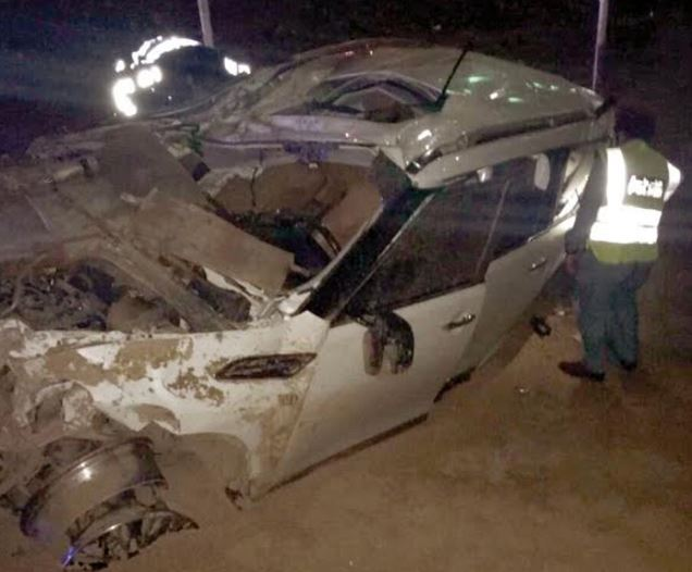 18-year-old Emirati killed in road accident