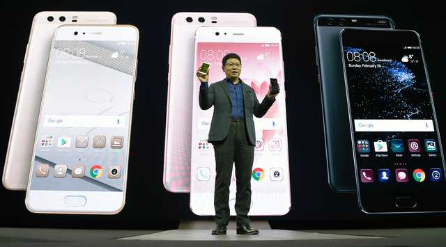Huawei seeks to exploit Samsung gap with new smartphone