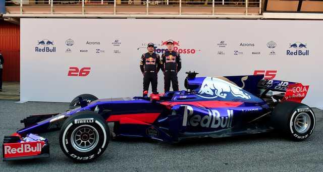 Toro Rosso still open to re-branding of engine