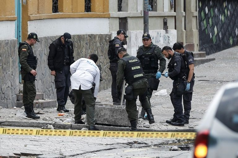 Colombia: ELN rebels claim responsibility for deadly Bogota bombing