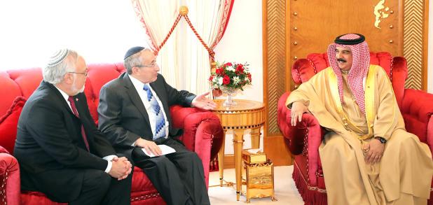King Hamad hails Bahrain's tolerance