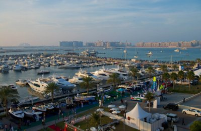Dubai International Boat Show opens tomorrow