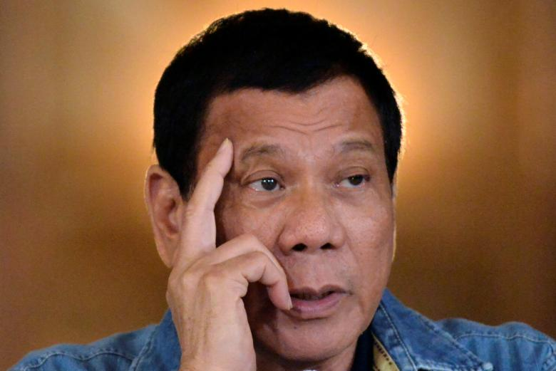 Philippine president says will call police back to drug war