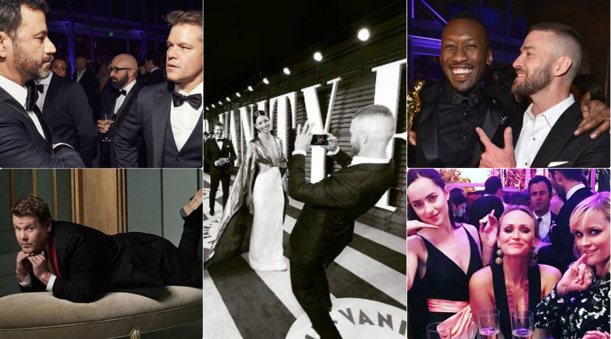Inside Photos: This is how your favourite stars had fun after the Oscars