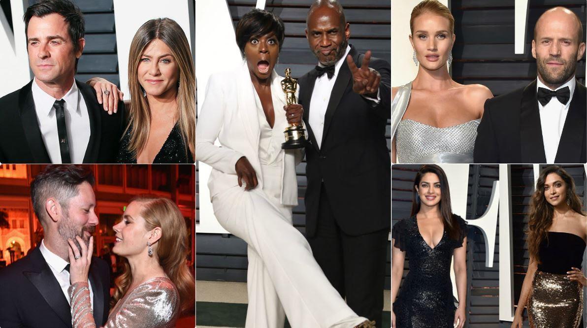 Photos: Celebs light up the Vanity Fair post-Oscar party
