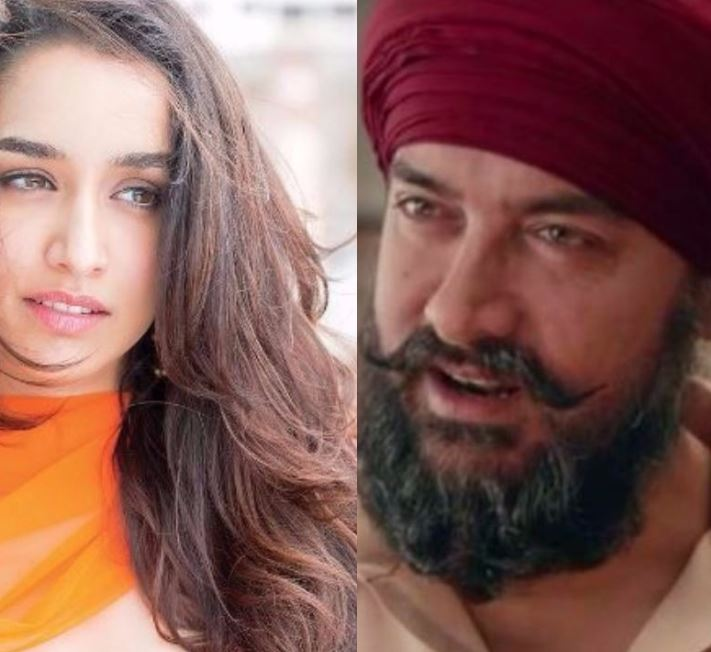 Shraddha Kapoor: Aamir one of the most inspiring person
