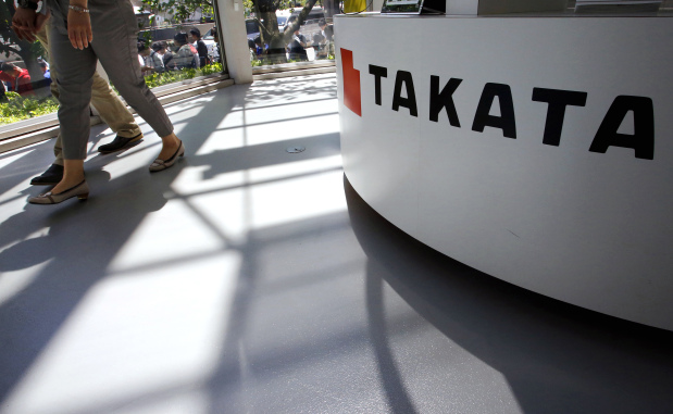 Takata pleads guilty in air bag scandal, agrees to pay $1billion