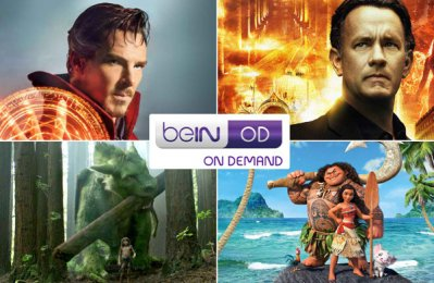 BeIN launches on-demand services, seven new channels
