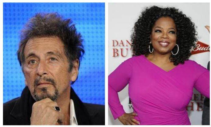 Oprah Winfrey, Al Pacino to visit Saudi Arabia in May