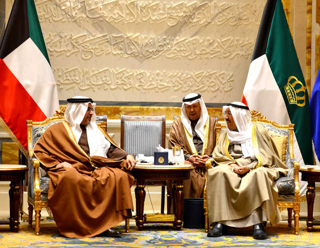 In Pictures: Crown Prince's Kuwait visit boosts ties