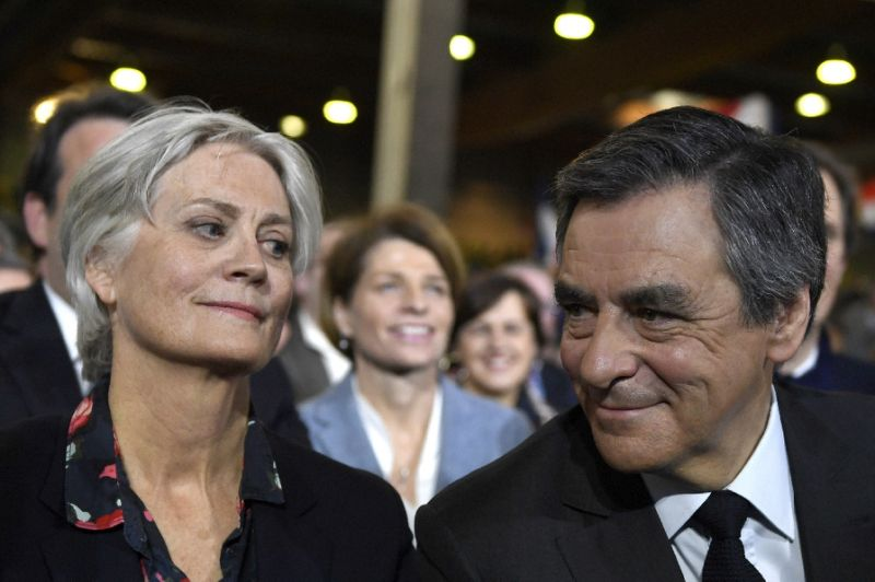 Wife of France's Fillon also to be charged