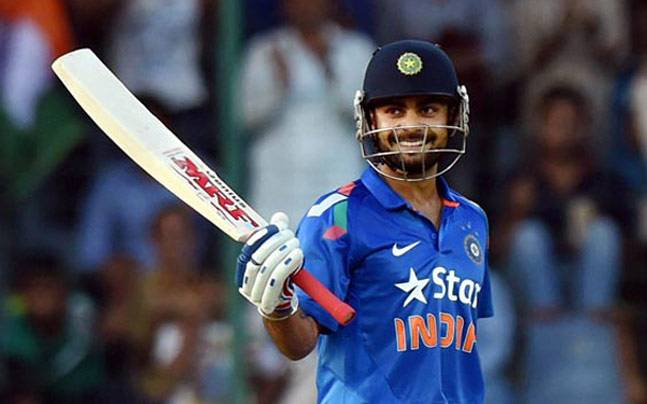 BCCI nominate Kohli as 'International Cricketer of the Year'