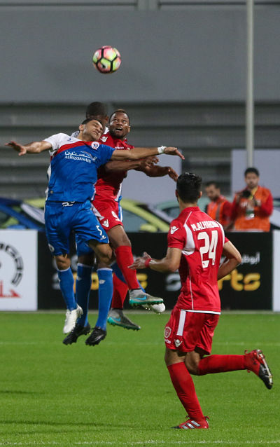 Football: In Pictures: Manama claim first King's Cup title
