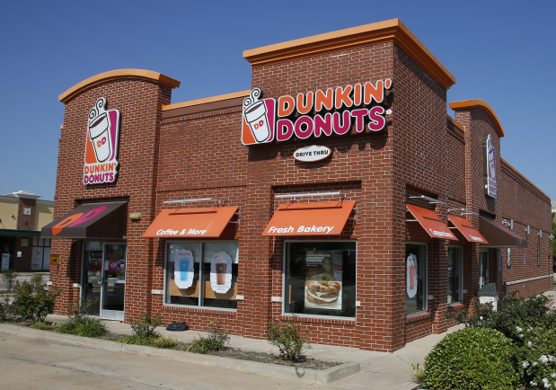 Dunkin' Donuts to remove artificial colours by end of 2018