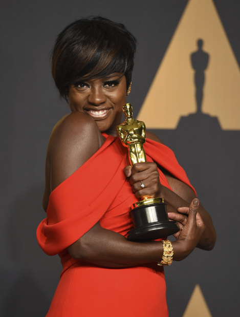 Another award for Viola Davis: Harvard 'Artist of the Year'